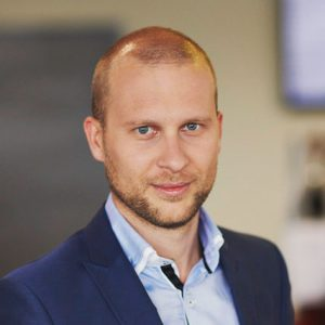 Kamil Parzuchowski, Insurance Business Development Manager, Asseco Poland